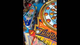 Williams Funhouse pinball machine restored by Pinball Heaven