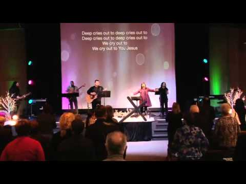 Pastor Marie Miller at New City Church Brantford - Evening Service