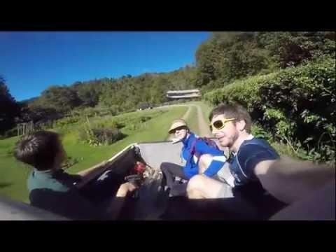 Mountain biking Patagonia with Sacred Rides