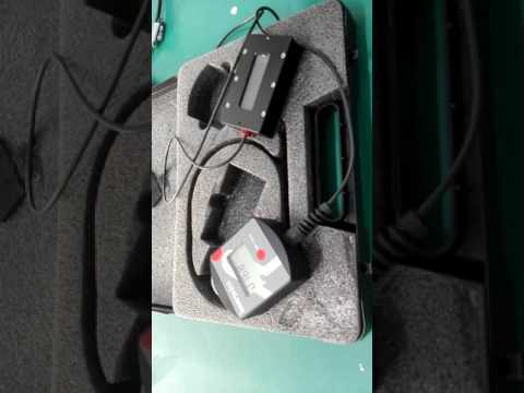 Diode Laser hair removal machine max energy test