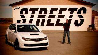 Hot Lapping the 2010 Subaru WRX STI Special Edition