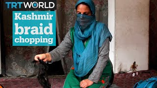Braid Chopping in Kashmir