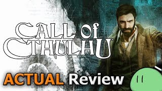 Call of Cthulhu (ACTUAL Game Review) [PC]