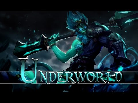 League of Legends: Underworld Wukong (Skin Spotlight)