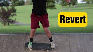 How to Revert