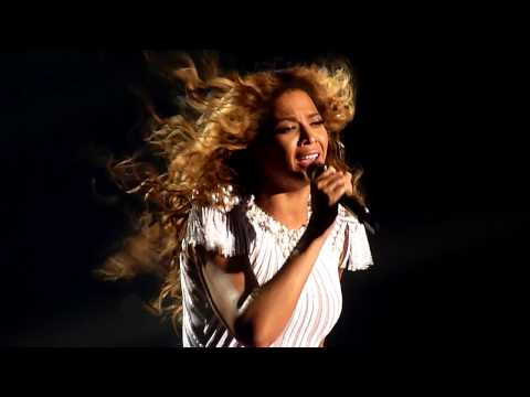 Beyonce - Flaws and All (Live)