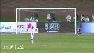 ضربا الترجيح  القادسية ضد الأهلي في دور ال16 من كأس خادم الحرمين الشريفين