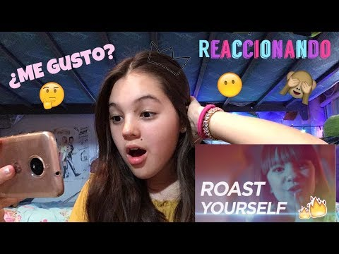 "Reaccionando Al Roast Yourself De ""Ivanna Pérez"""
