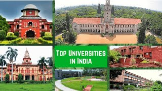 Top 10 Best Universities in India | Top university in India 2020 | Top 10 Best colleges in India