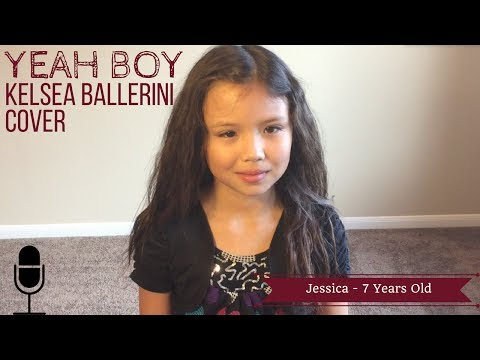 Yeah Boy (Kelsea Ballerini cover) by 7 Year Old Jessica
