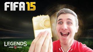 FIFA 15 LEGEND IN A PACK!