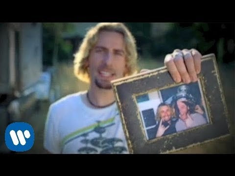 Nickelback - Photograph [OFFICIAL VIDEO] Mp3