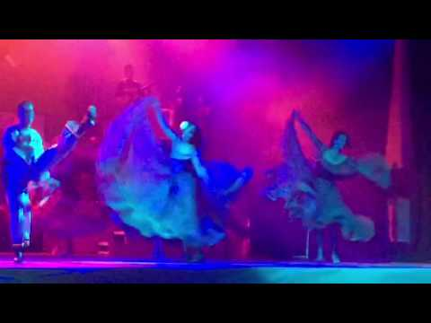 Fandango el show de Guadalajara !  Con la estampa de Nayarit