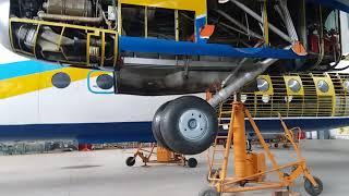 Как работает Ан-24 / how An-24 works