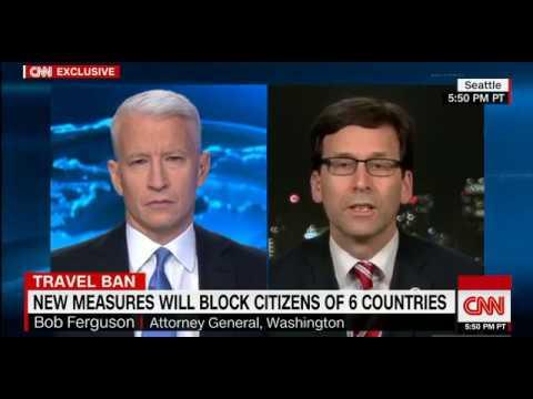 Bob Ferguson on Anderson Cooper March 6