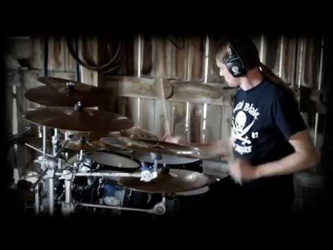 Allegaeon Dyson Sphere Drum Play Through