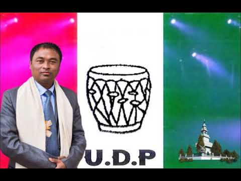 UDP ELECTION SONG 2019 MDC 21 TUBER LASKY RYMBAI