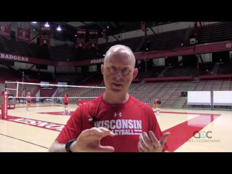 AVCA Video Tip of the Week: Pre-season Drill for Serving & Passing