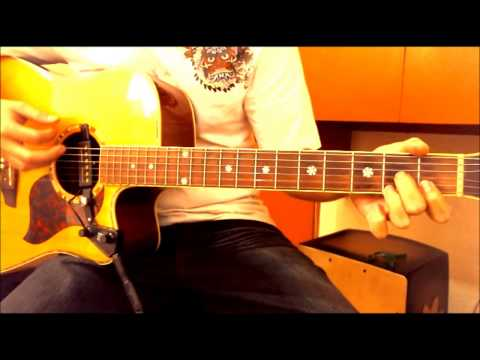 "When I Was Your Man Chords ""Bruno Mars"" ChordsWorld.com Guitar Tutorial"