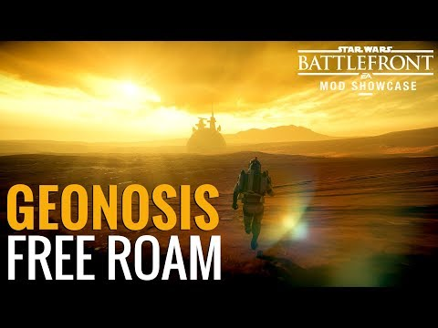 Exploring the Outer Limits of Geonosis | Star Wars Battlefront 2