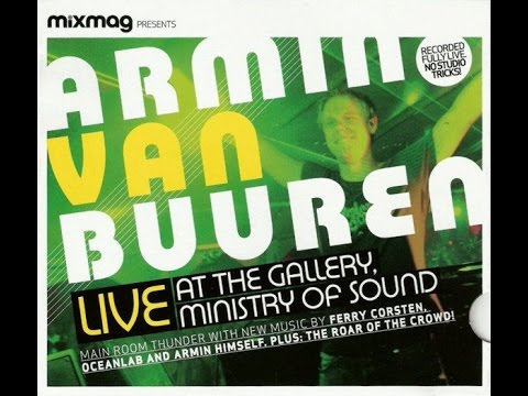 Armin Van Buuren - Live at The Gallery (Ministry of Sound) (2008)