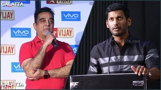 Politicians shouldnt have criticized Kamal like this - Vishal