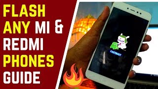 How to Flash Any Xiaomi Phone using Mi Flash Tool | Hindi