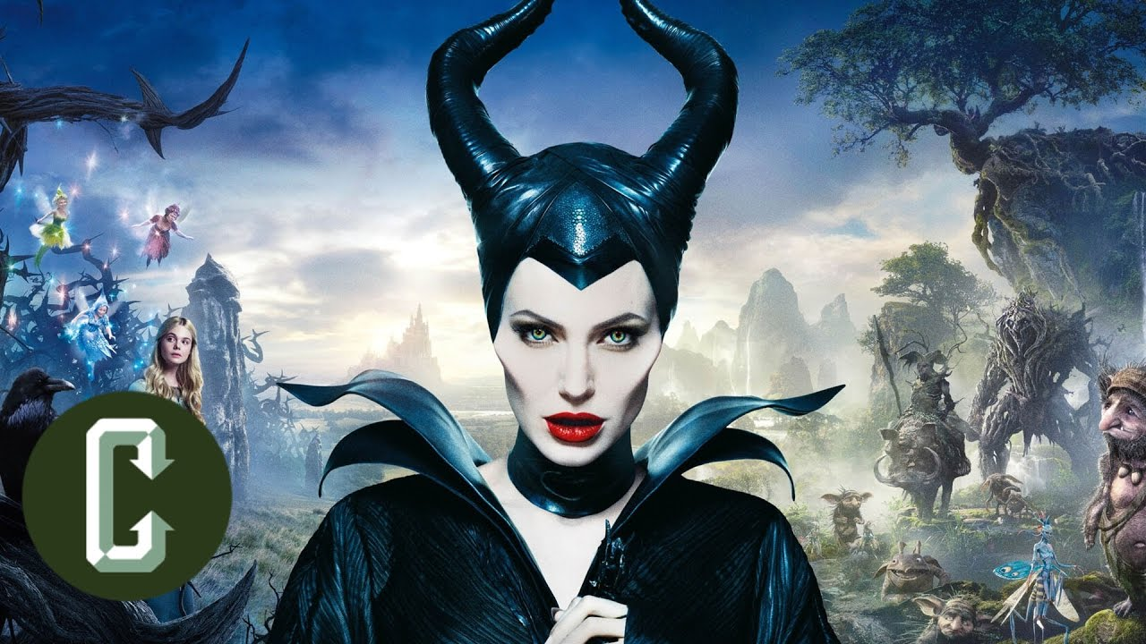 angelina jolie offered maleficent 2 collider video youtube