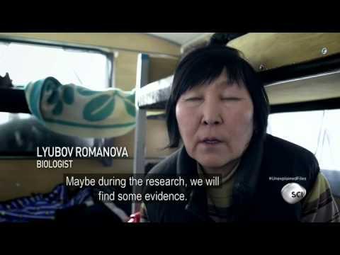 The Unexplained Files S02E06 Siberian Lake Serpent Mystery of the Bosnian Pyramid HDTV