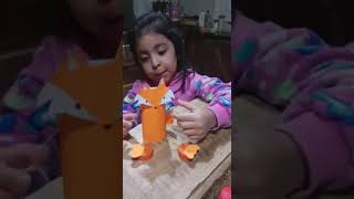 dulce lola marioneta de zorro parte 3