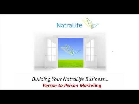 NatraLife Webinar: Super Food Testimonial & Person to Person Marketing Strategies