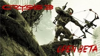 Crysis 3 Open Beta ! PS3