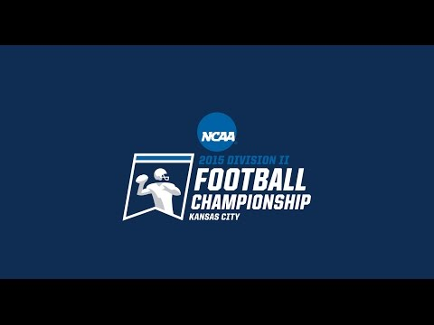 DII Football Championship Post-Game Press Conference