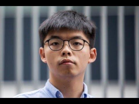《今日点击》黄之锋参选被DQ 习近平-林郑齐齐被下套儿拴牢
