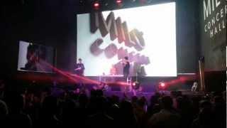 9 грамм Город дыма LIVE MILO Concert Hall