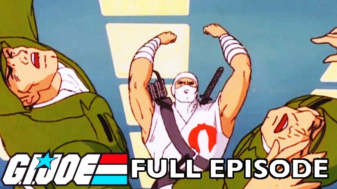 Download G.I. Joe: A Real American Hero | Captives of Cobra: Pt 1 | G.I. Joe Full Episodes