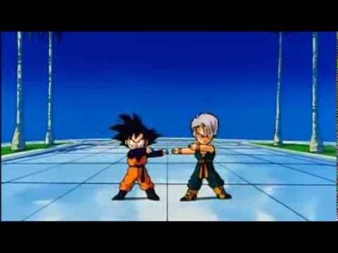 Dragonball z gohan and bulma 1 - 1 7