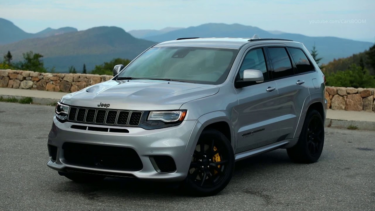 2019 jeep grand cherokee trackhawk supercharged youtube. Black Bedroom Furniture Sets. Home Design Ideas
