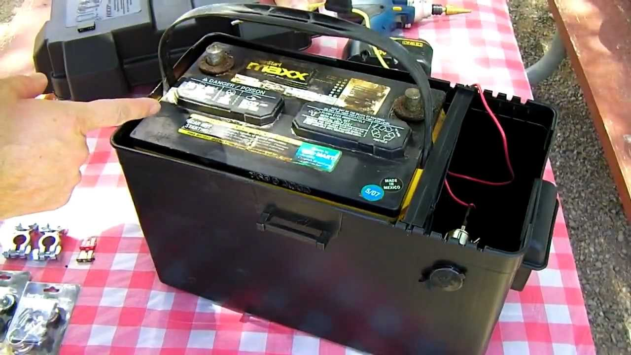 How To Build A Power Pack Diy Survival Prepper Solar