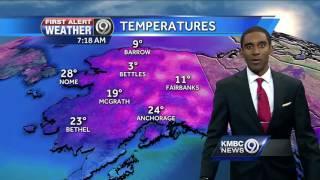 Dangerous cold arrives, roads remain slick