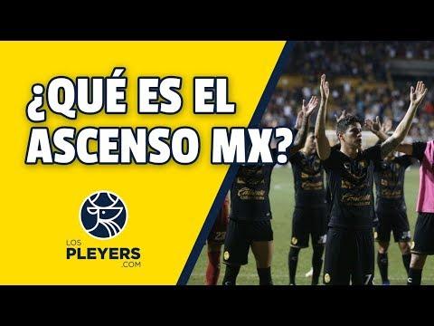 Así surgió la Liga de Ascenso MX I Todo sobre el Ascenso I Los Pleyers