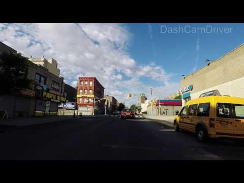 Crotona Avenue Bronx New York City (NYC)  4K | Crotona Park