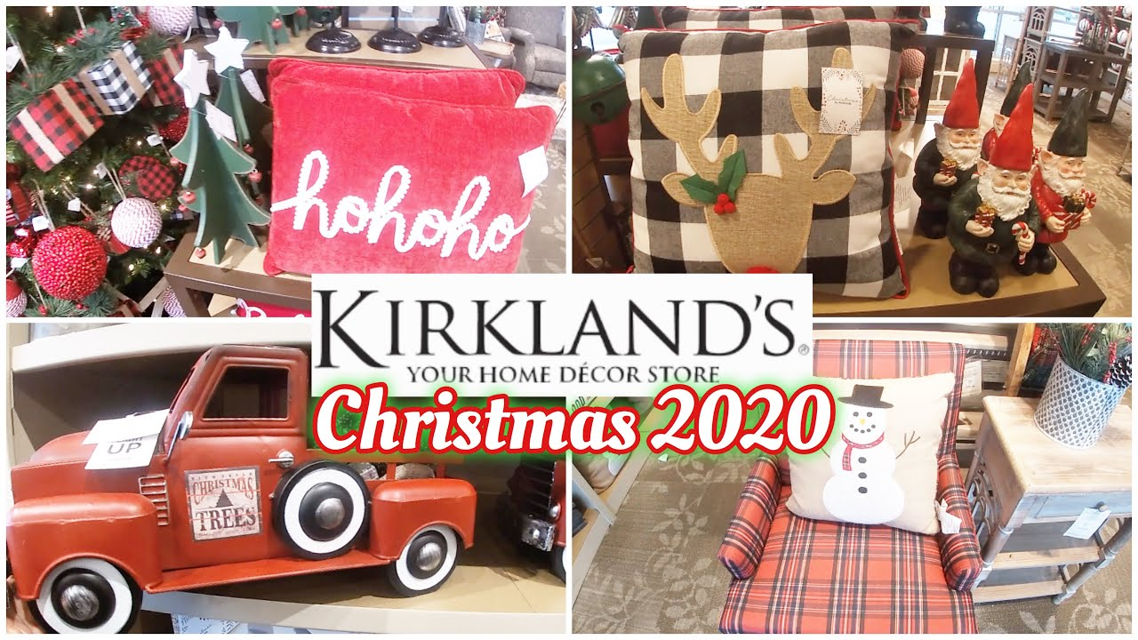 Kirklands Christmas 2020 Kirkland's Christmas 2020   YouTube
