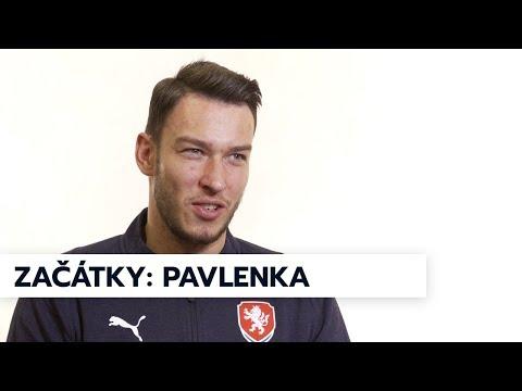 Začátky v repre: Jiří Pavlenka