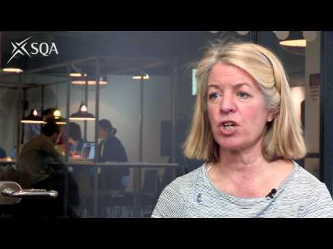 SQA - Developing Scotland's Digital Skills