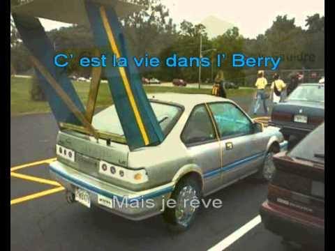 "Skatches Bao - Karaoké ""Le Berry"""