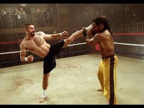 Top 5 Best Fight Movies!