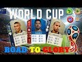 FIFA 18 | World Cup Mode - Trading For A Better Team - Road To Glory #2
