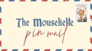 Fun Disney Pin Mail (short & sweet)   October 2018