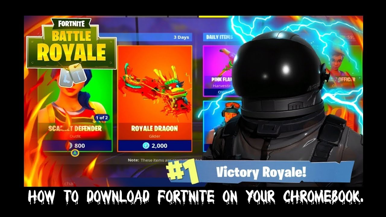 how to download fortnite on your chromebook legit youtube - how to download fortnite on chromebook without crossover
